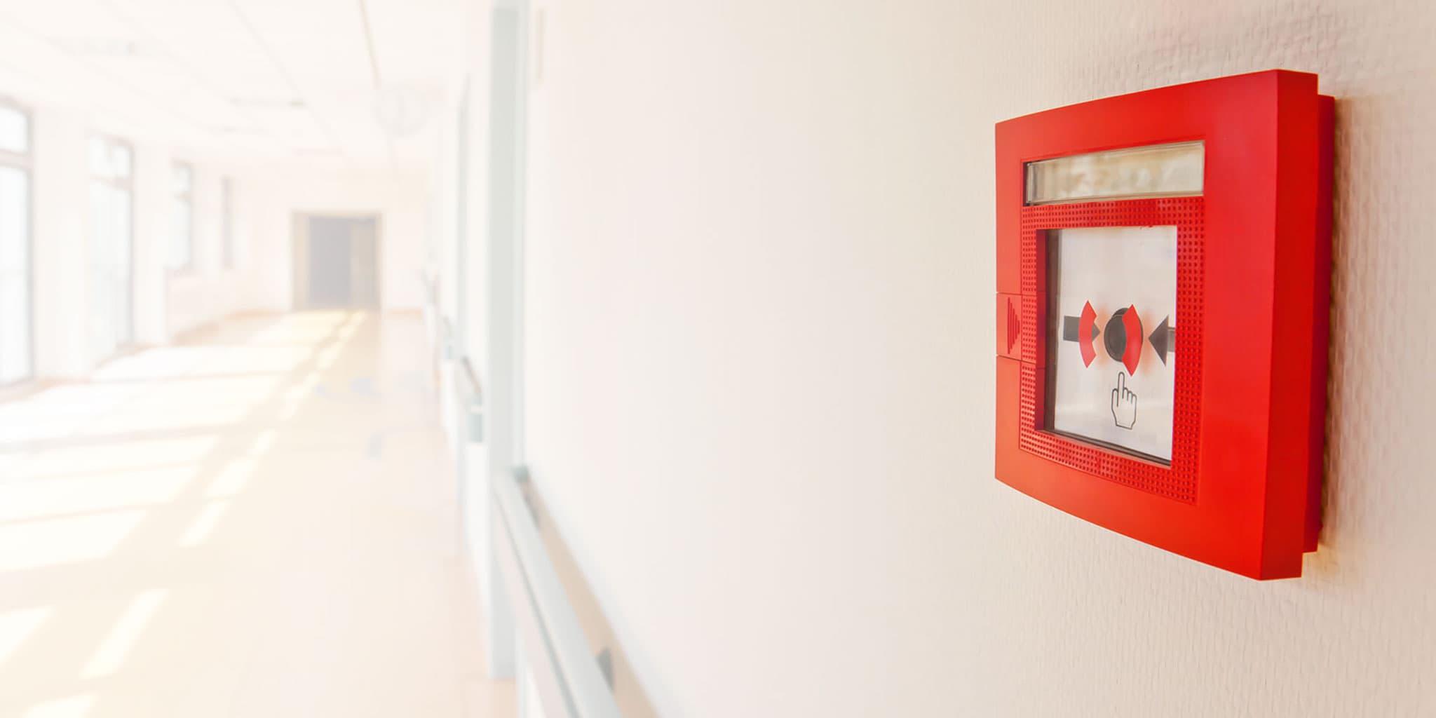Пожарная безопасность зданий и сооружений